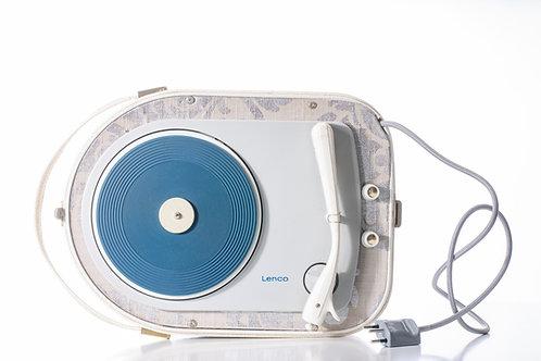 Tourne disque, ampli et haut parleur Pick up LENCO