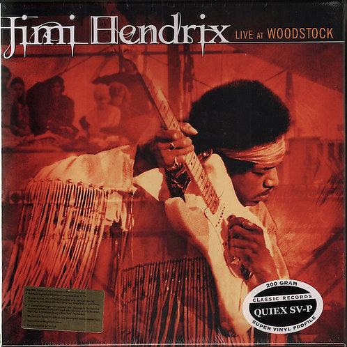 Jimi Hendrix  / Live At Woodstock / coffret edition limitée