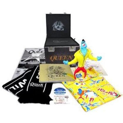Queen – Wembley live cube box