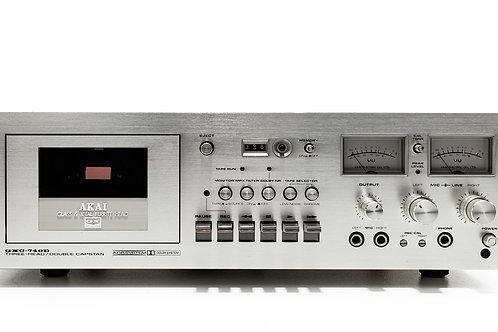 Lecteur cassette Akai GXC-740D