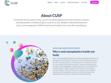 CUSP Website Live Now
