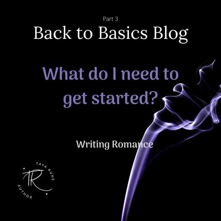 Back to Basics (Part 3)