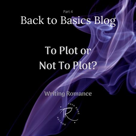 Back to Basics (Part 4)