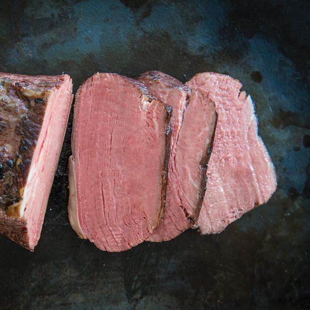 Slow Cooked Beef Rump