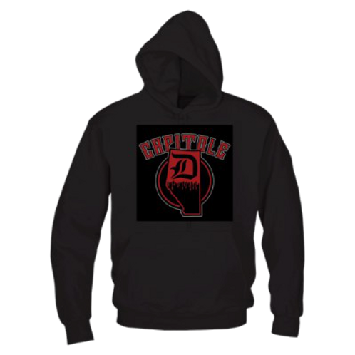 Capitole D Hoodie