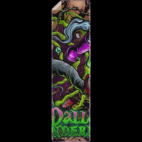 Dallas In Wonderland Skateboard Grip Tape