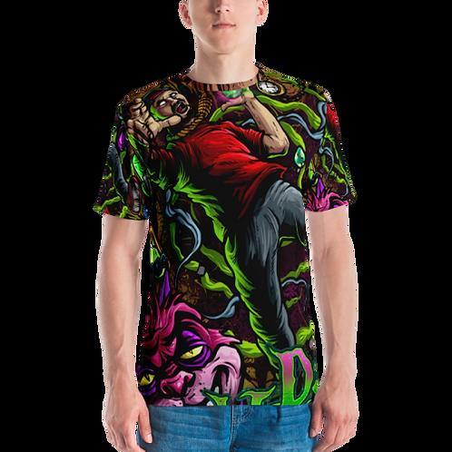 Dallas In Wonderland Full Print T-shirt