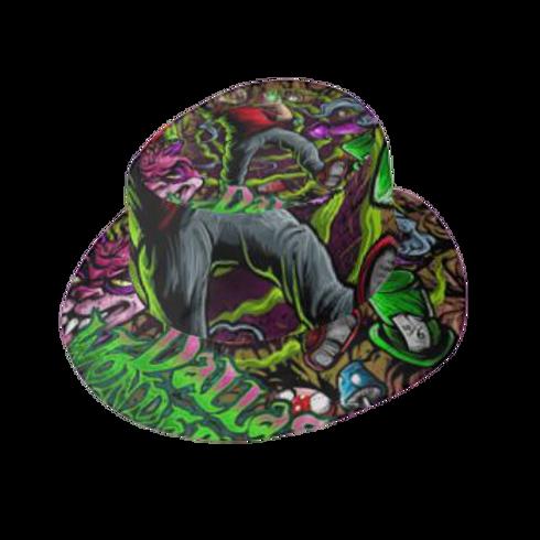 Dallas In Wonderland Bucket Hat