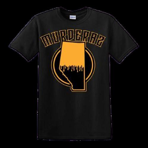 Alberta Murderaz Scorpion Orange T-shirt