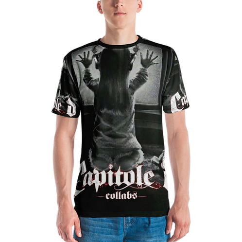 Capitole D Collabs Full Print T-shirt