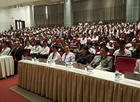 """Hội thảo Quốc tế về """"Phát triển bền vững"""" CUTE 2016 Đại học Tôn Đức Thắng"""