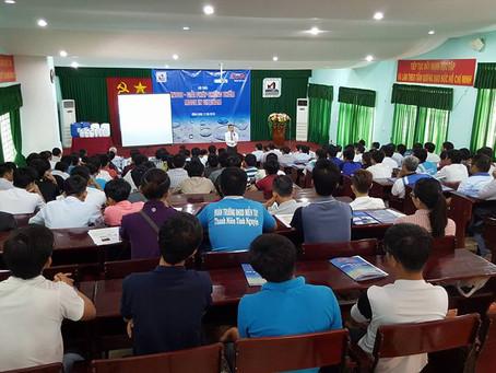 Hội thảo chuyên đề tại ĐH Xây dựng Miền Tây