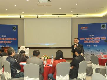 Hội thảo Hội Kiến Trúc Sư Việt Nam 3