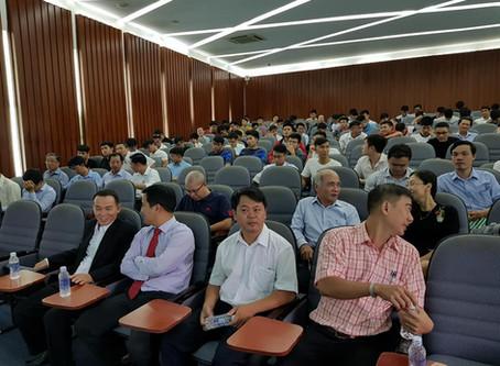 Hội thảo chuyên ngành Xây dựng tại ĐH Bách Khoa Tp.HCM