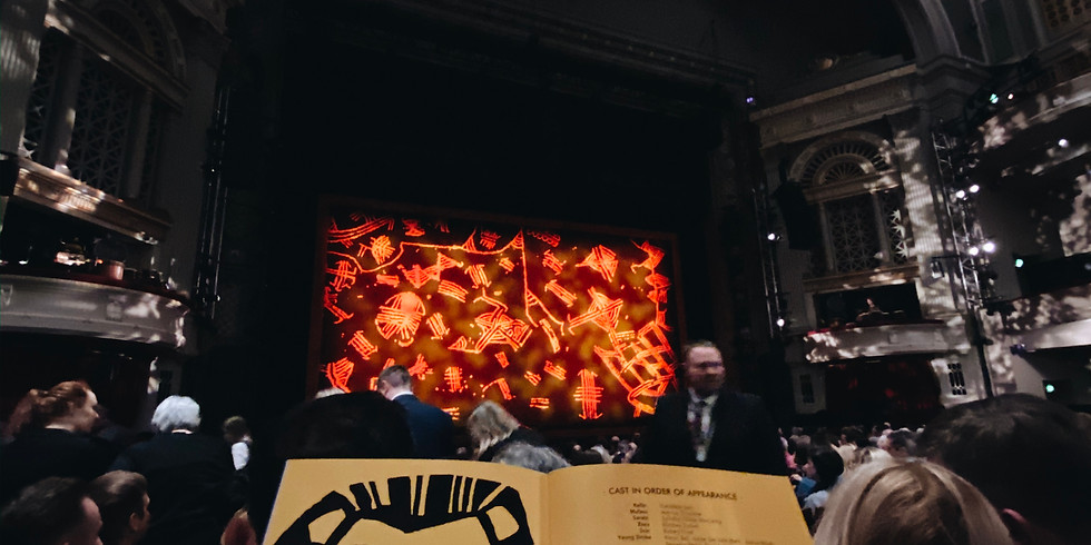 Lion King at the Playhouse