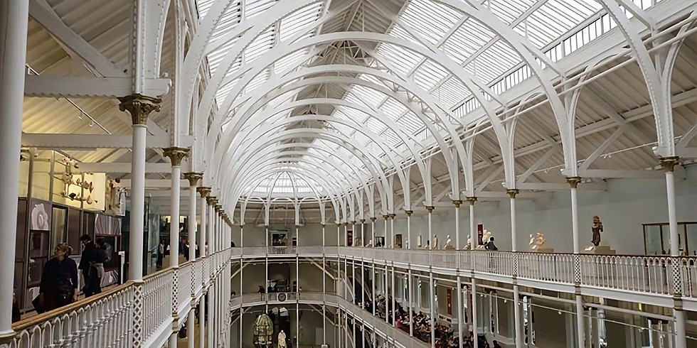 Museum Late: Jurassic Party at the National Museum of Scotland