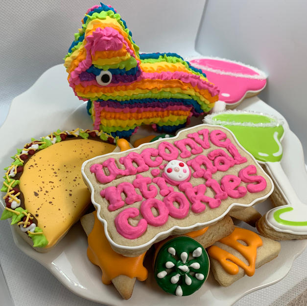 May 2020 - Theme: Cinco De Mayo