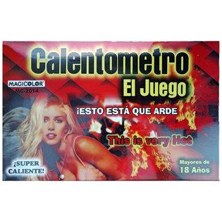 CALENTOMETRO JUEGO DE MESA