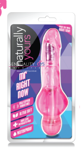 NATURALLY YOURS MR RIGHT PINK