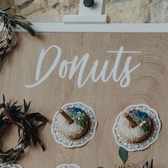 Liebe im Quadrat – Donutwall