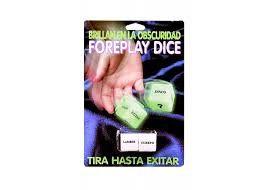 DADOS FOREPLAY DICE