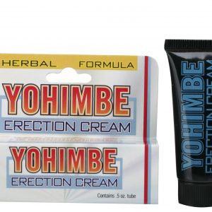 YOHIMBE ERECTION CREAM