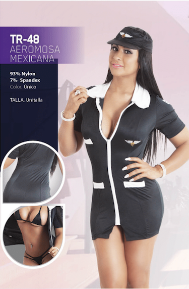 AEROMOSA MEXICANA TR-48