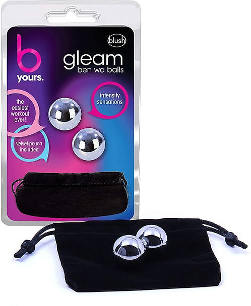 B-yours gleam kegel balls