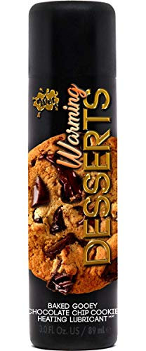 WET Warming Desserts Baked Gooey Chocolate Chip Cookie 1.0 OZ