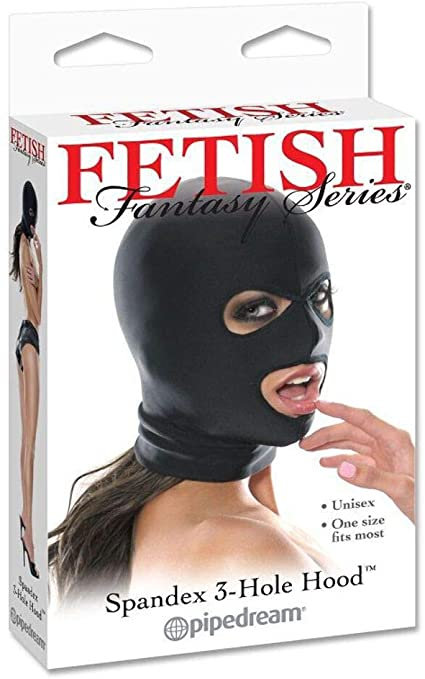 Fetish Fantasy series-Spandex3_Hole Hood