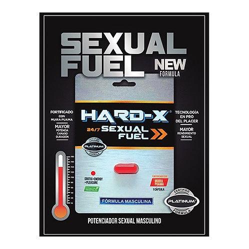 HARD-X SEXUAL FUEL