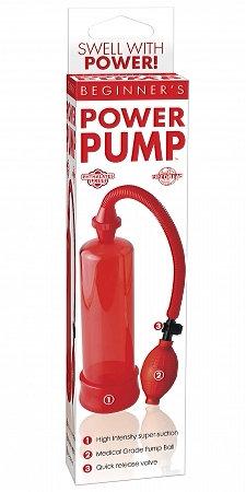 BEGINNER'S POWER PUMP RED