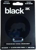 BLACK 3K RINO