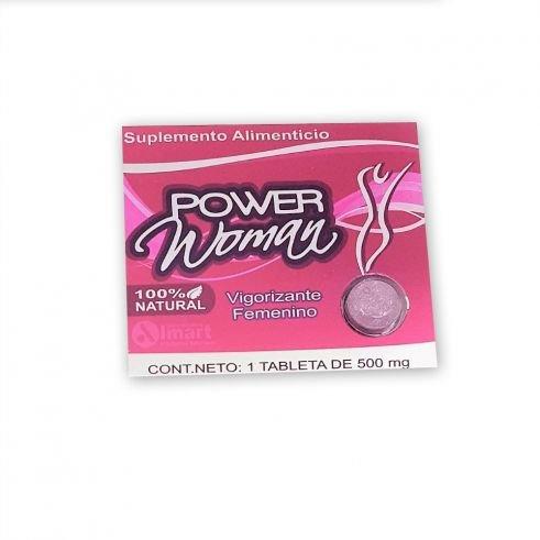 VIGORIZANTE POWER WOMAN 1 PZA