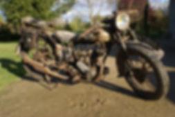 monpiston.com atelier piece  derouillage reservoir, restauration reservoir moto mobylette
