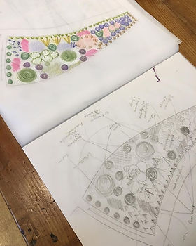 Having fun with #planting plans