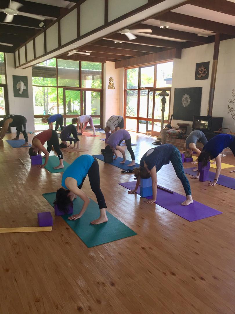 Hills Yoga Retreat Oct 2019 Prasarita2.j