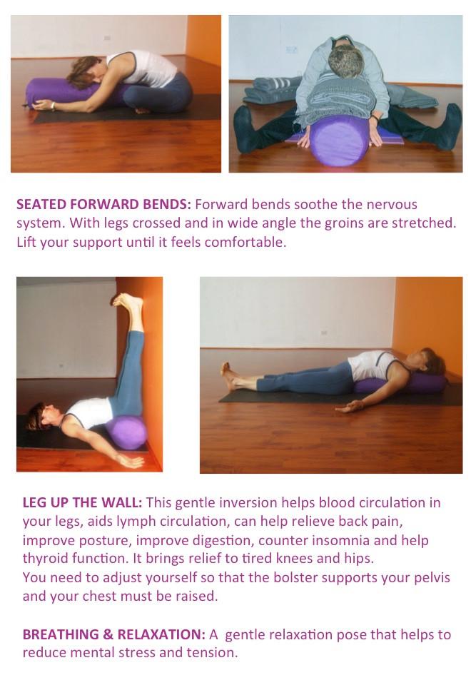 CFS yoga practice P2 - Hills Yoga