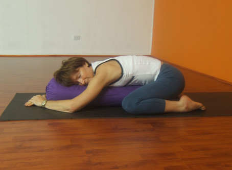 Yoga Practice for Insomnia