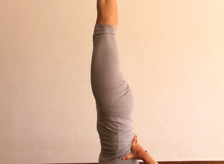 Shoulderstand, the Queen of Asanas