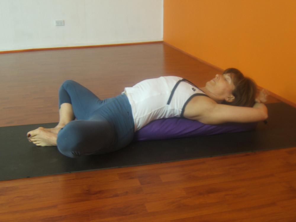CFS - Yoga Practice Hills Yoga