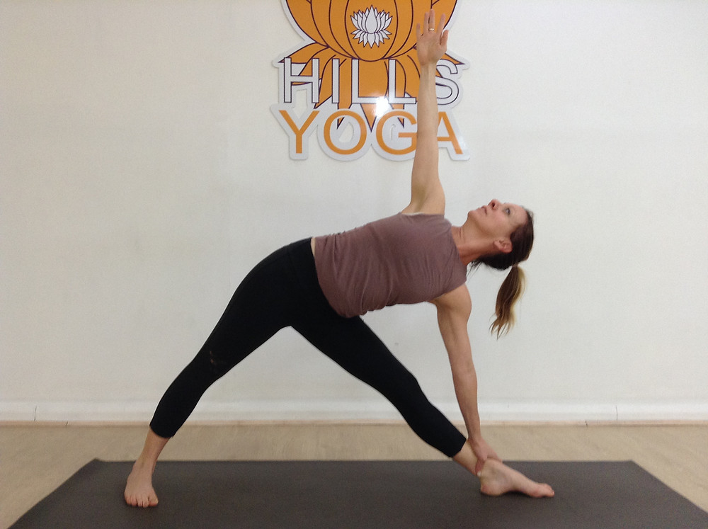 Yoga for Beginners - Hills Yoga