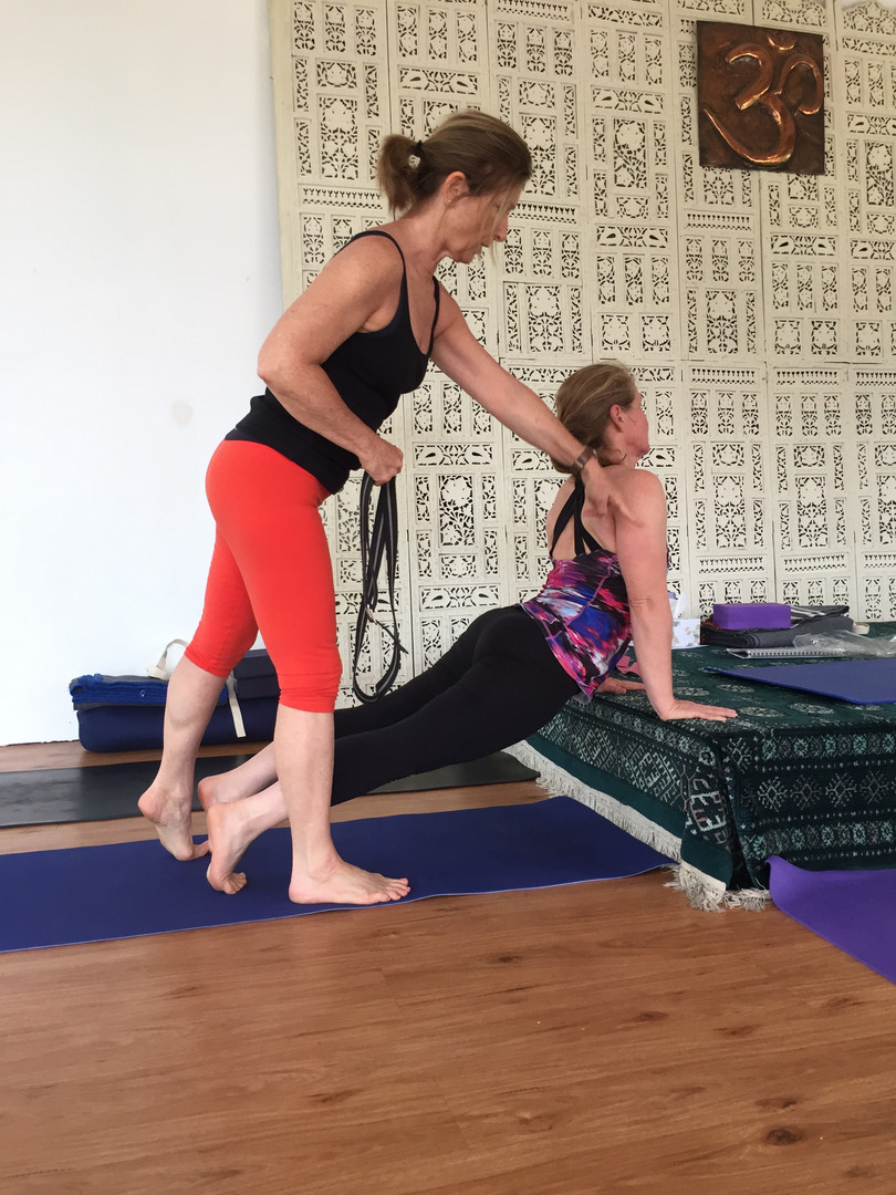 Hills Yoga Retreat Backbend practice.JPG
