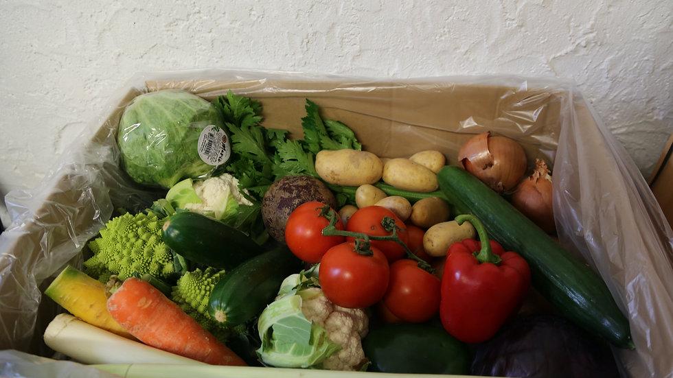Gemüse Überraschungsbox