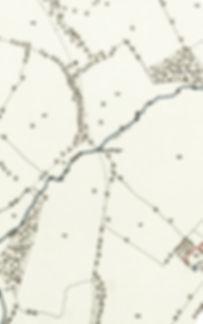 Saxonpath Map circa 1915.