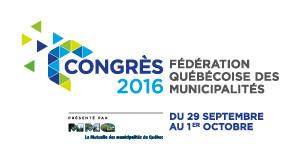 Planiops sera exposant au Salon Affaires municipales lors du Congrès annuel 2016 de la FQM