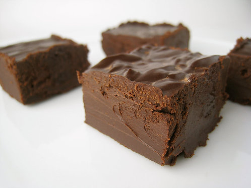 Fudge (Chocolate Plain)
