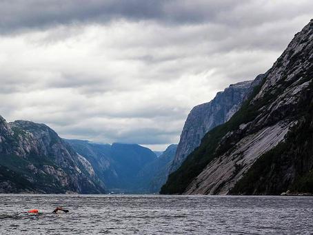 Rockman Swimrun | Lysefjorden, Rogaland
