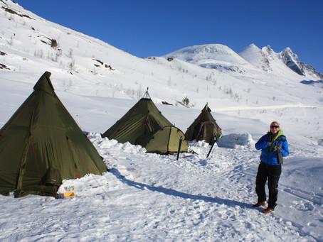 Lavvocamp m/topptursnacks | Turtagrø, Hurrungane, Sogn og Fjordane