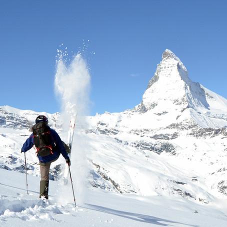 Alperundtur   Chamonix, Saas-Fe, Zermatt
